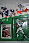 1988 JIM McMAHON CHICAGO BEARS STARTING LINEUP NEW IN BOX FIGURE NFL FOOTBALL