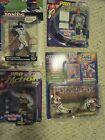 1998-1999-2000 4 BRAVES MLB  STARTING LINEUP- PRO ACTION-CLASSIC DOUBLES-MCFARL