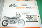 2005 KTM 950 Adventure (S) Spare Parts Manual Engine + Chassis