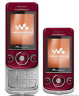 RED SONY ERICSSON W760a CELL PHONE ROGERS CHATR GSM CAMERA CELL PHONE WIRELESS