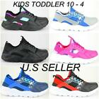 Kids Athletic Sneakers Boy Girl Sport Shoes Running Walking Tennis Lace Up 10 4