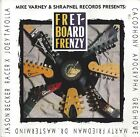 Fret-Board Frenzy Shrapnel Records (Autographed)  Marty Friedman Deen Castronovo