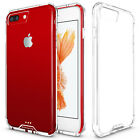 For iPhone 7 PLUS Crystal Clear Hybrid Ultra thin Bumper Hard Back Case Cover