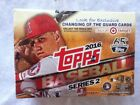Target Exclusive 2016 Topps Bunt Series 2 Baseball 65th Anniversary 10 Pack Box