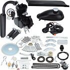 50cc Petrol Gas Bicycle Engine Black Stroke Cycle Motor Kit 2 Motorized Bike