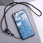 Fashion  Cute Simple Protection Cover   Silica Gel Case For Oppo R9 Phone