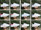 Womens Ladies Striped Sport Running Sneakers POP Star Trainers Shoes 34Color