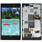 LCD display Touch Screen Digitizer  Assembly  Frame  Nokia Lumia 928 Verizon