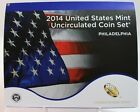 2014 PD US MINT UNCIRCULATED COIN SET