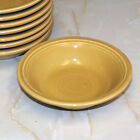 Vintage Casualstone by Coventry Fruit/Dessert Sauce Bowl in Antique Gold Fiesta