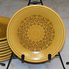 Vintage Casualstone by Coventry Bread & Butter Plate in Antique Gold Fiesta