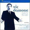 VIC DAMONE - Tender Is the Night - CD ** Very Good condition **