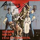 ARTILLERY - Terror Squad / Fear of Tomorrow - CD ** Very Good condition **