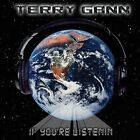 TERRY GANN - IF YOU'RE LISTENING CD+DVD