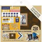 Scrapbook Kit 8 Inch X 8 Inch Vacation 643077683884