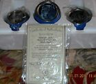 The Bradford Editions Mystic Spirit Heirloom wolf Ornament Collection