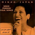 MINOO JAVAN - Persian Folk Songs - CD ** Very Good condition **