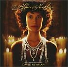 DAVID NEWMAN (FILM COMPOSER) - The Affair of the Necklace (2001 film) - CD