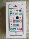 Apple Iphone box for 5s gold 16gb
