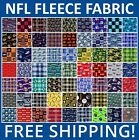 NFL Fleece Fabric All 32 NFL Teams Collection 60 Wide Free Shipping