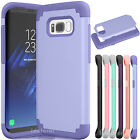 For Samsung Galaxy S8 S8 Plus + Rugged Impact Shockproof Protective Case Cover