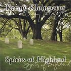 KENNY KLEINPETER - Spirits of Highland - CD ** Brand New **