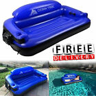 Inflatable Pool Lounge Swimming Toy Raft Lake Party Water Family Sofa Float