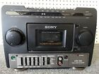 Sony AM/FM Cassette Boombox, Model CFS-1140, Works Great!, FREE SHIPPING