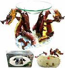 Vintage Dragon 55 RESIN 2005 AROMA LAMP for SCENTED OILS NEW in BOX