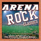 VARIOUS ARTISTS - Arena Rock: Ultimate Football Album - CD ** Brand New **