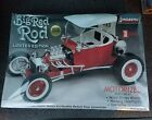 LINDBERG - BIG RED ROD1:8 SCALE, '23 MODEL T  LTD. ED. 980 / 5000  Factory seale