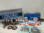 SEA DOO 947 951 CARB ENGINE REBUILD KIT, PISTONS, GASKETS, CRANKSHAFT, SEALS