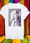 Debbie Harry Blondie Singer Rock Pop Disco Music Men Women Unisex T shirt 69