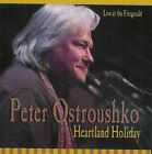PETER OSTROUSHKO - Heartland Holiday: Live at the Fitzgerald - CD ** New **