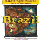 MARCIO MONTARROYOS & STONE ALLIANCE - Brazil - CD ** Brand New **