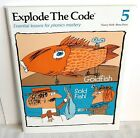 Brand NEW Explode the Code 5Essential Lessons for Phonics Mastery by Nancy Hall