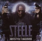 STEELE (OF SMF N' WESSUN) - Hotstyle Takeover - CD ** Very Good condition **