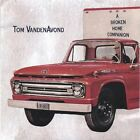 TOM VANDENAVOND - Broken Home Companion - CD ** Brand New **