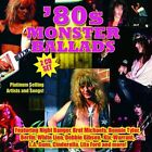 VARIOUS ARTISTS - 80s Monster Ballads - CD ** Brand New **