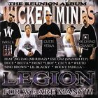 WICKED MINDS - Legion - CD ** Brand New **