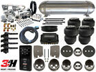 Complete Airbag Suspension Kit w/ Air Lift 3H, 1963 1965 Buick Riviera BC Fab