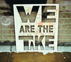 WE ARE THE TAKE - Naked Now - CD ** Brand New **