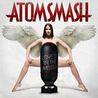 ATOM SMASH - Love Is In The Missile (Explicit) - CD ** Very Good condition **