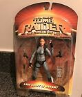 SOTA Tomb Raider Lara Croft NEW in Silver Wetsuit Collectible Action Figure
