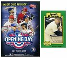 2017 Topps Opening Day MLB Baseball Factory Sealed Retail Box with 11 Packs