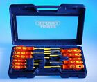 Screwdriver Set 11 Piece fully insulated tested to 10kv Home work DIY Gift