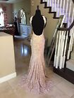 640 NWT JOVANI PROM PAGEANT FORMAL WEDDING DRESS GOWN 34032 SIZE 6