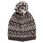 Element Eden Women's Kirby Beanie Hat Black Multicolored ~ STORE CLOSING SALE!