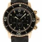 Blancpain Fifty Fathoms Flyback 5085F-3630-52 Rose Gold Box/Paper/Warranty #I856