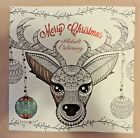 Adult Coloring Book Merry Christmas with Tear  Share Pages